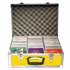 CD Flightcase DeLuxe 96 CD, GUL