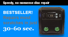 Easy and cost effective disc repair